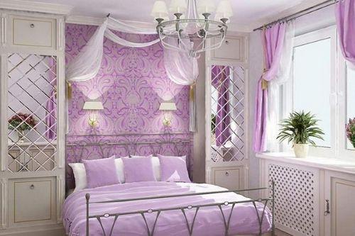 Какие выбрать обои для спальни, как делать комбинирование?