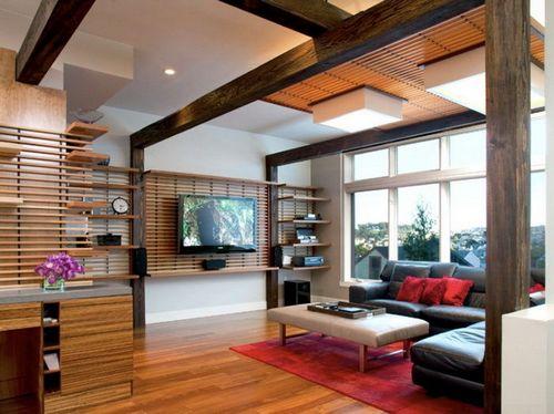 Квартира в японском стиле: 15 фото дизайна
