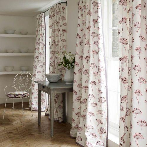 Льняные шторы (55 фото): шторы из льна в интерьере, ткань на кухню, занавески для гостиной, идеи
