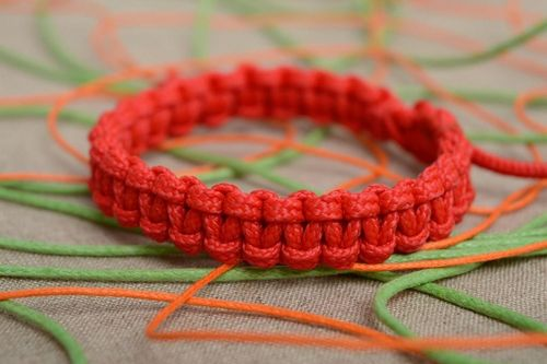 Браслеты своими руками схемы плетения для начинающих фото 596