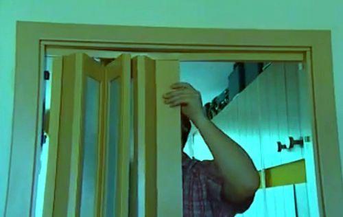 Межкомнатные раздвижные двери своими руками: установка
