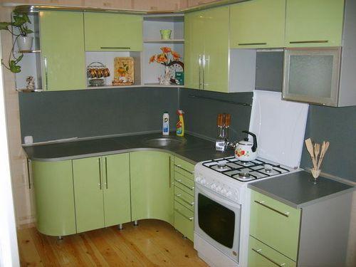 Модульная мебель для кухни: 10 фото идей
