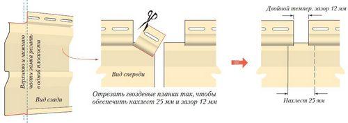 Монтаж фасадных панелей своими руками - пошаговые инструкции!