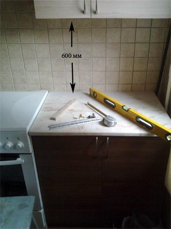 Монтаж кухонного гарнитура своими руками (видео)