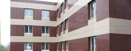 Навесные вентилируемые фасады - виды конструкций, устройство и ориентировочная стоиость