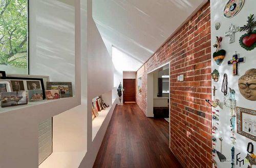 Обои в коридор в квартире фото: отделка камнем, для маленького узкого коридора, какие выбрать, жидкие в хрущевке, для стен прихожих, видео