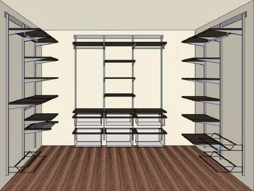 Онлайн конструктор гардеробной комнаты 3d: планировщик и проект, проектировщик и расчет системы, 3д нарисовать