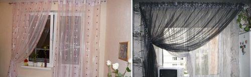 Органза для штор фото: ламбрекен, как сшить тюль своими руками, цветы для занавесок на кухню, в зал, красивый дизайн, пошив, видео