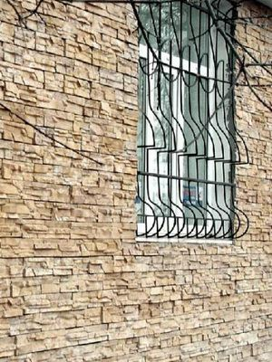 Отделка стен камнем и фото облицовки стен натуральным (природным) камнем своими руками