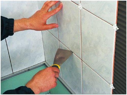 Отделка ванной комнаты кафелем: фото и видео