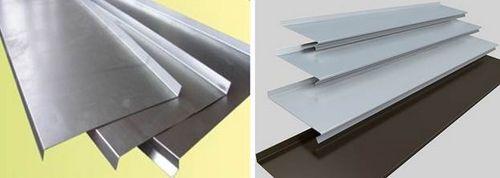 Отлив для балкона и лоджии: технология установки отлива на открытый балкон