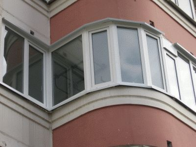 Отлив на балкон: виды изделия и их монтаж