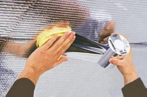 Пароизоляция потолка в бане - как она выполняется и какие материалы используют