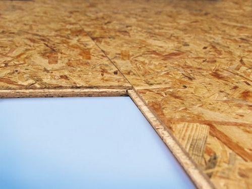 Плиты ОСБ: технические характеристики, размеры, применение OSB, фото