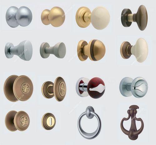 Подробно про ручки для межкомнатных дверей, особенности их выбора