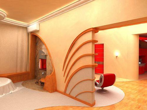 Покраска стен водоэмульсионной краской - дизайн и технология