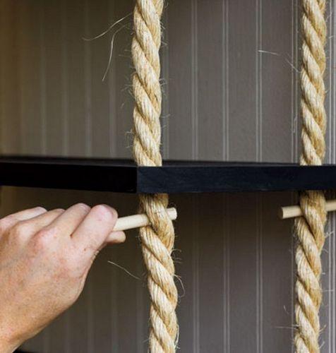 Полки на стену своими руками: как сделать настенную полочку на балконе и лоджии, фото, видео