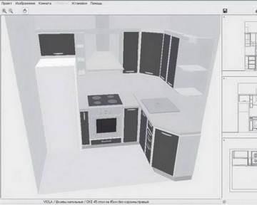 Программа для дизайна кухни: онлайн моделирование, как собрать самому на компьютере, подбор цвета интерьера, видео и фото