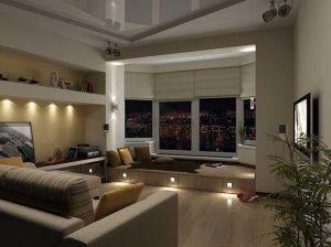 Реализация совмещения балкона с комнатой: что и как делать?