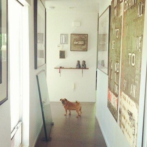Ремонт в маленьком коридоре: 10 фото