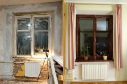 Реставрация деревянных окон своими руками: этапы, особенности, материалы (фото и видео)