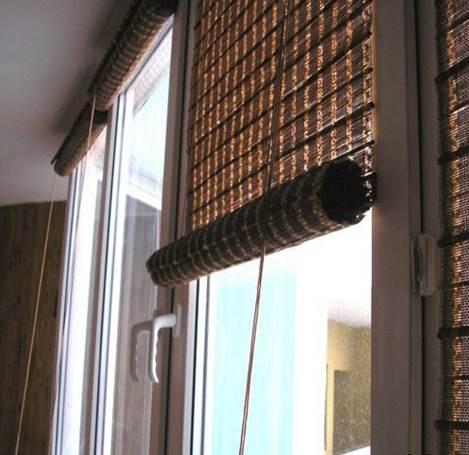 Шторы на кухню с балконной дверью: занавески для кухни