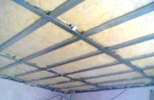 Утепление потолка минеральной ватой своими руками: пошаговая видео и фото инструкция как утеплить правильно