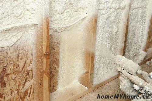 Утеплитель для стен внутри дома на даче - выбираем лучший!