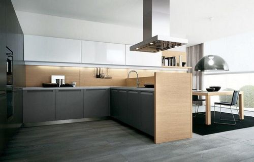 Виды вытяжек для кухни: отзывы, островная, угловая, какие бывают, классическая, врезная круглая, фото, видео, отличия