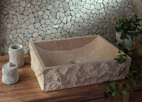 Всё, что нужно знать о выборе каменной раковины