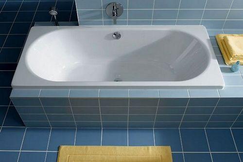 Выбор ванны: плюсы и минусы чугунных, акриловых, стальных видов