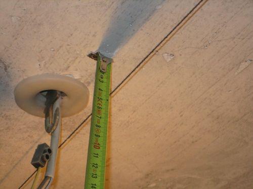 Высота потолка в хрущевках